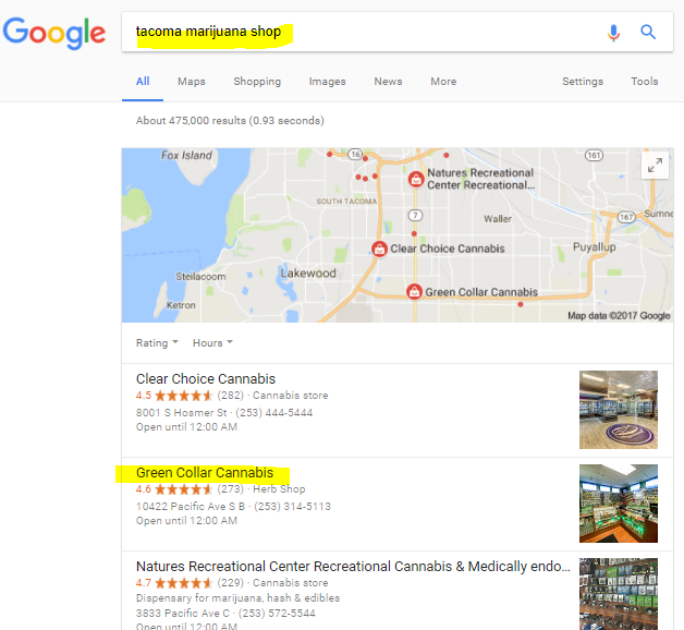 SEO Dispensary
